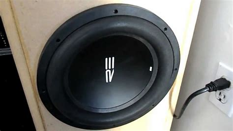 audio ht subwoofer demo car   home theater youtube