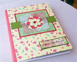 Decorating Ideas For Journals Project 6 How To Make A Composition Notebook Journal