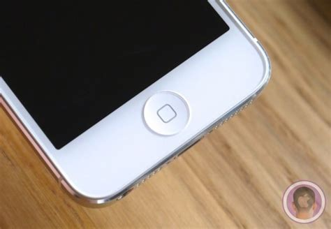 Home Button Mac by Why The Iphone 5s Will Probably A Redesigned Home Button Cult Of Mac