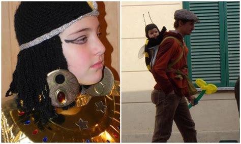 vestiti di carnevale per bambini fatti in casa 100 costumi di carnevale fai da te per bambini e adulti