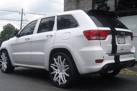 grand on 24s jeep grand on 24s cars