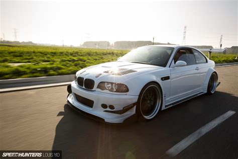 bmw m3 e46 wide do it differently a wide boosted e46 speedhunters