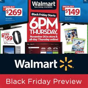 Walmart Black Friday Car Stereo Walmart Black Friday 2015 Ad Preview