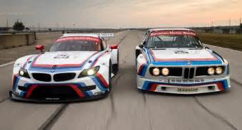 Bmw of north america has unveiled a special livery for the two bmw