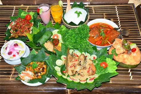 makanan khas sunda makanan khas sunda