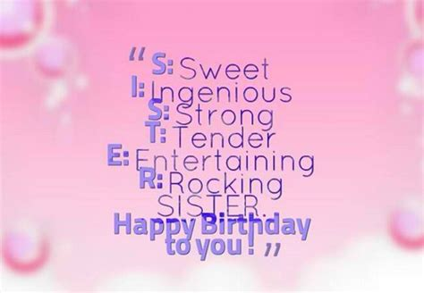 happy birthday  sister quotes  wishes wishesgreeting