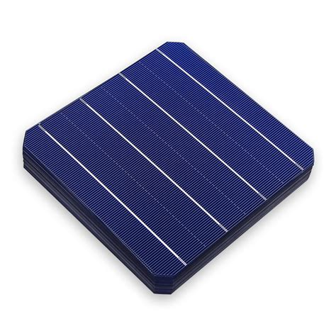 Solar Cell Monocrystalline 156 X 156mm Kit 3 Busbar Solar Panels Best buy wholesale 6x6 solar cells from china 6x6 solar cells wholesalers aliexpress