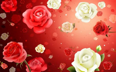 desktop themes roses roses background wallpaper 331137