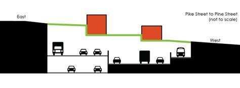 design guidelines seattle lidding i 5 in downtown seattle design guidelines and