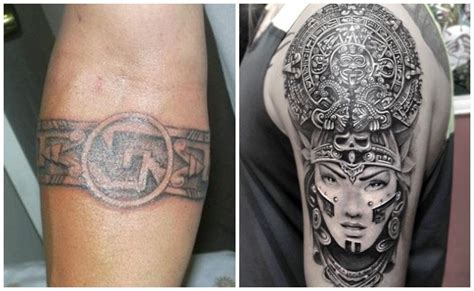 imagenes tatuajes guerreros aztecas tatuajes aztecas el poder ancestral de una civilizaci 243 n
