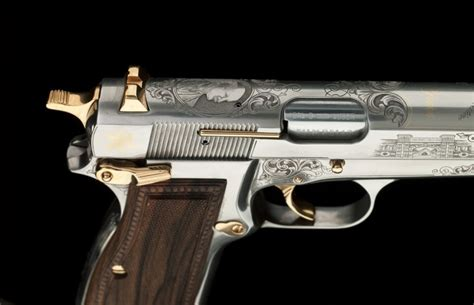 Custom Hp Type Abstrak 8 fn browning custom shop hi power 75th anniversary browning firearms browning and
