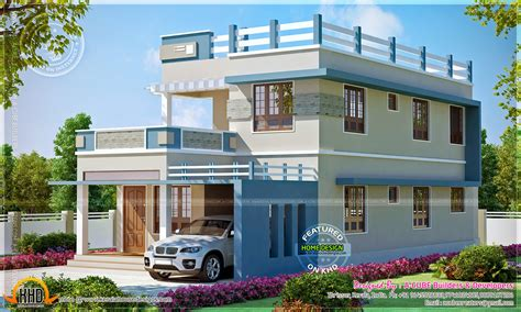 New Homes Design by 2260 Square Feet New Home Design Kerala Home Design And
