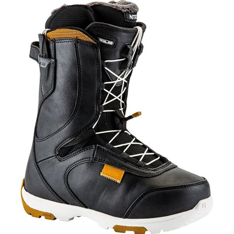nitro boats clothing nitro crown tls snowboard boot women s backcountry