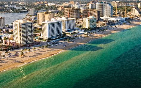 fort lauderdale the best that fort lauderdale can offer for its visitors during vacation fort
