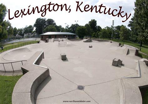 lexington skatepark kentucky