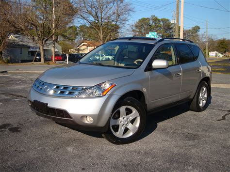 03 Nissan Murano by 2003 Nissan Murano Autos Post