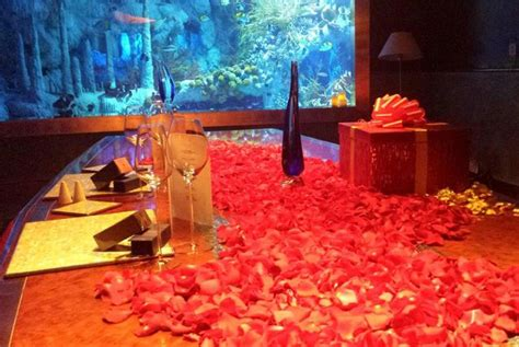burj al arab underwater room the best marriage proposals in dubai arabia weddings