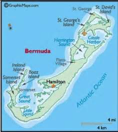 bermuda on map of united states map of bermuda and united states pictures to pin on
