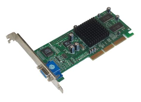 Vga Card 1 Jutaan lri 2816 riva tnt 2 16mb agp vga graphics card ebay