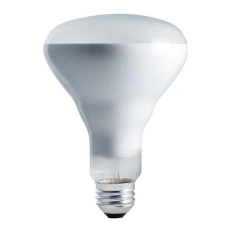 Lu Philips 65 Watt philips 65 watt 130 volt incandescent br30 flood light bulb 12 pack 140079 the home depot