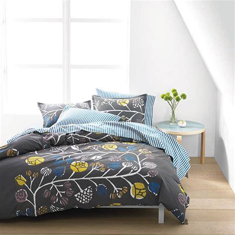 percale bed sheets marimekko kranssi grey percale bedding marimekko bed bath sale