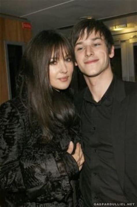 monica bellucci rising sign who looks best with gaspard poll results gaspard