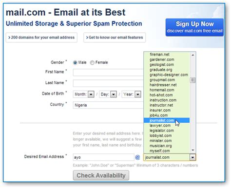 Find By Email For Free 10 Of The Best Free Email Service Providers
