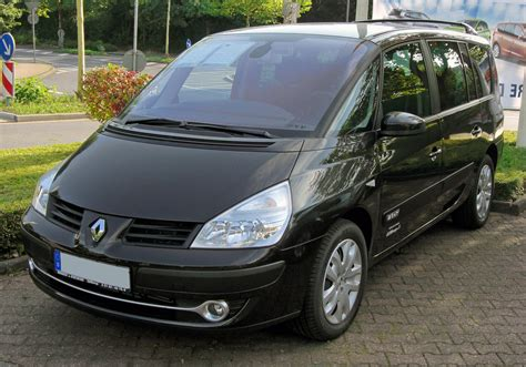 Renault Espace 2004 2004 Renault Espace Iv Pictures Information And Specs
