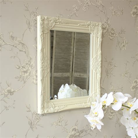 Shabby Chic Bedroom Mirrors by Ornate Rococo Wall Mirror Shabby Vintage Chic