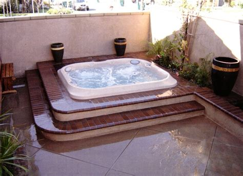 custom built bathtubs vault spa custom built in bullfrog spas hot tubs in