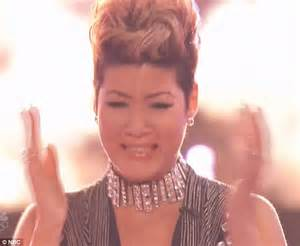 tessanne chin hair care spokespersion tessanne chin is crowned winner on the voice as adam