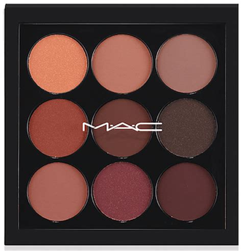 Eyeshadow X9 on mac collection