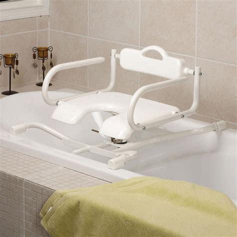 seggiolino girevole per vasca da bagno sedile per vasca girevole con schienale d mail
