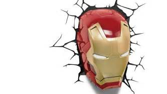 iron man mask 3dlightfx