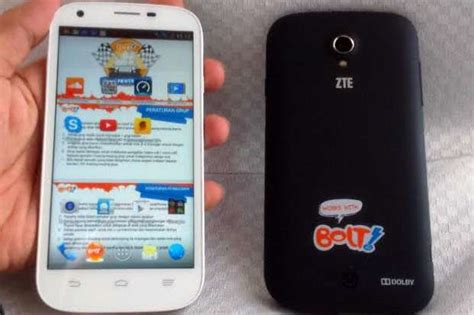 Harga Hp Merk Zte V9820 spesifikasi bolt zte v9820 ponsel 4g kamera 13 mp harga 3