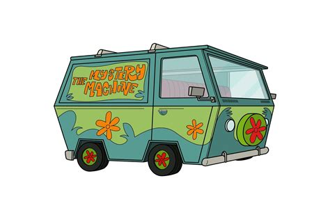 early development ideas for the mystery machine for be cool scooby doo richard george