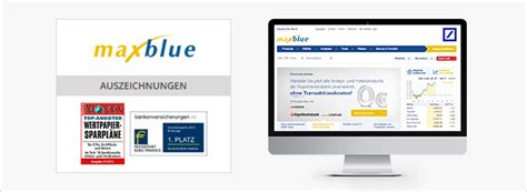 deutsche bank maxblue depot maxblue depot deutsche bank broker