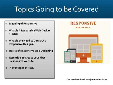 presentation and layout of web newspaper responsive web designing ppt 1