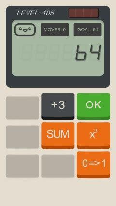 calculator game level 88 calculator the game walkthrough level 101 102 103 104 105