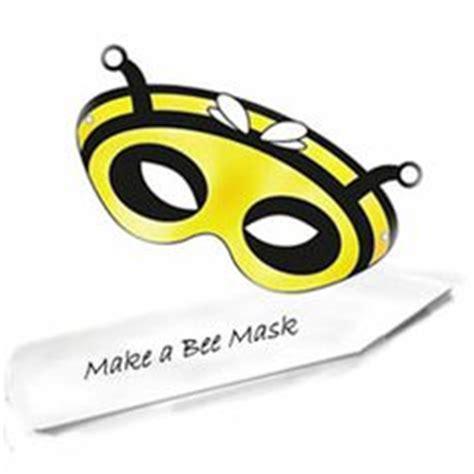 printable grasshopper mask myo grasshopper and ladybug masks printables insects