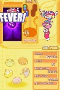 puyo puyo fever touch apk puyo pop fever review preview for the nintendo ds nds