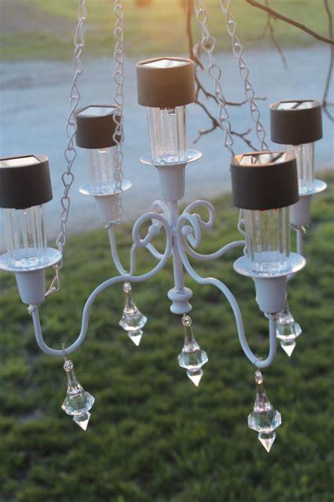 solar outdoor chandelier outdoor solar chandelier