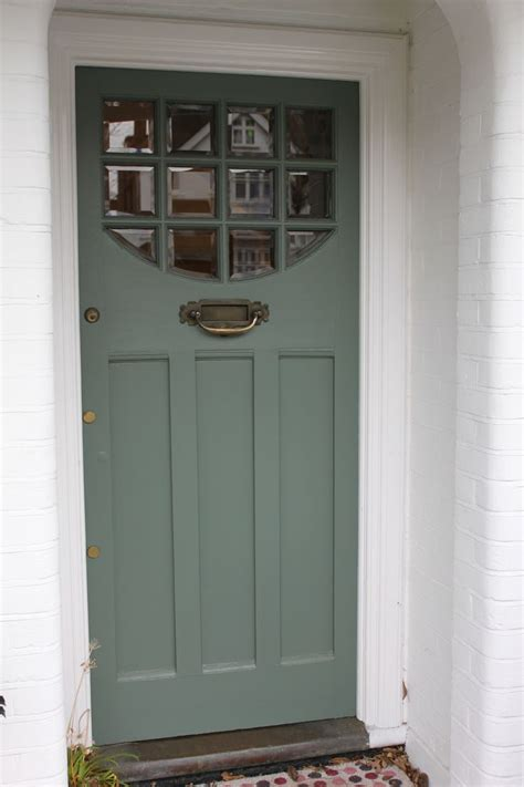 1920s 1930s Front Door With Beveled Clear Glass In South 1920s Front Door