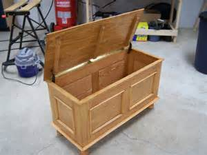 How To Build A Toy Chest Plans free plans for toy box bench quick woodworking projects