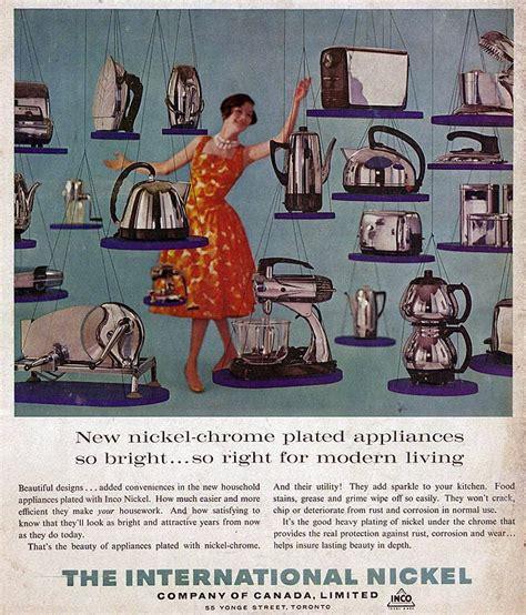 vintage toronto ads nickel chroming  modern life