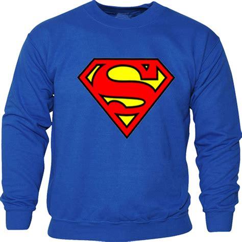 Sweater Hoodie Unisex Pull boys unisex superman comic sweater hoodie