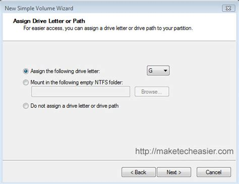 Release Drive Letter Windows 7 How To Dual Boot Windows Vista And Windows 7 Make Tech Easier