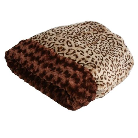 cuddle cup dog bed susan lanci cuddle cup dog bed in savannah leopard at glamourmutt com