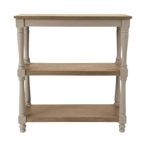 stockholm console stockholm weathered oak top console table oka