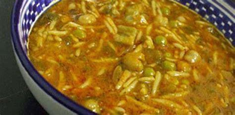 cuisine tunisienne recette recette hlelem tunisienne tr 232 s facile 224 pr 233 parer